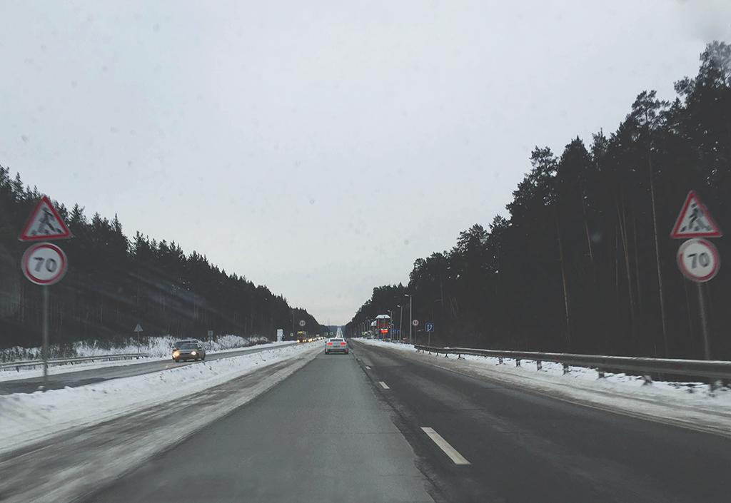 Российские автомобилисты уже привыкли автоматически прибавлять 20 км/час