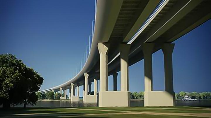 Под Ростовом построят новый мост через Дон
