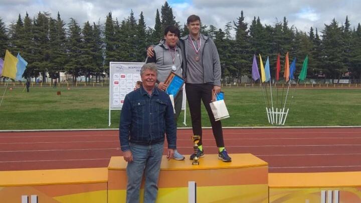 Ростовский метатель молота стал призером всероссийских соревнований