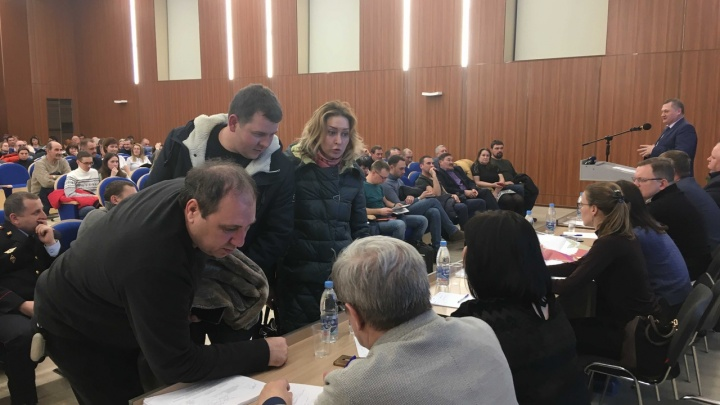 Жители Южного города выступили против присоединения к Самаре