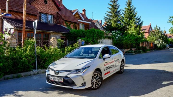 Новая Toyota Corolla: что ей дала платформа Camry и автопилот