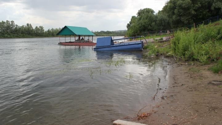 Подробности трагедии на реке Каме в Башкирии: мужчина умер из-за разрыва тромба