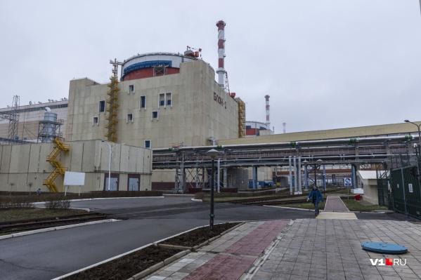 Первый энергоблок Ростовской АЭС введен в эксплуатацию в 2001 году