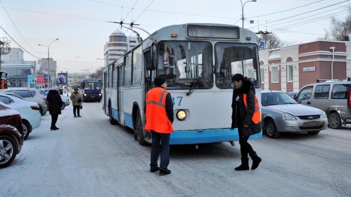 Для тех, кто ещё не понял: в ТТУ рассказали, по каким улицам теперь ездят троллейбусы N 3 и 17