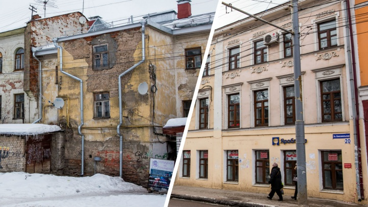 Внутренний Питер: как с изнанки выглядят дома с нарядными фасадами в центре Ярославля