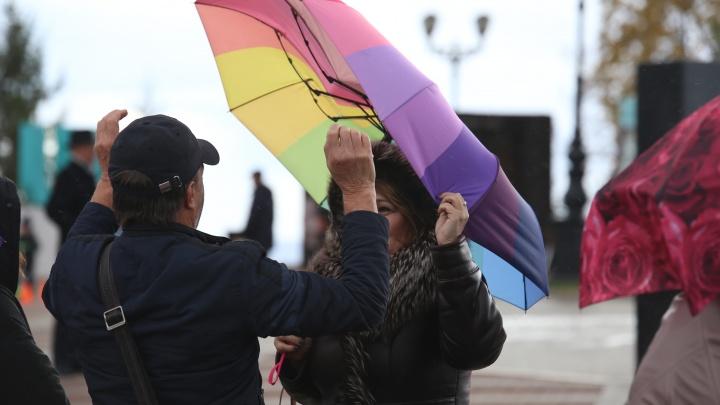 Погода испортится: синоптики прогнозируют, что ветер в Башкирии усилится до штормового