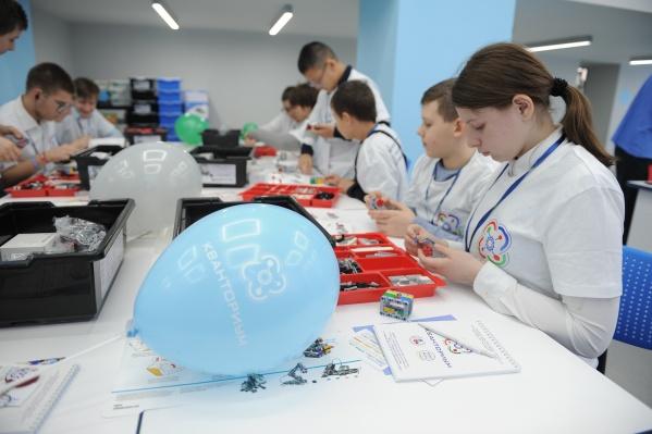 Здесь будут учить школьников самостоятельно собирать и тестировать собственные изобретения