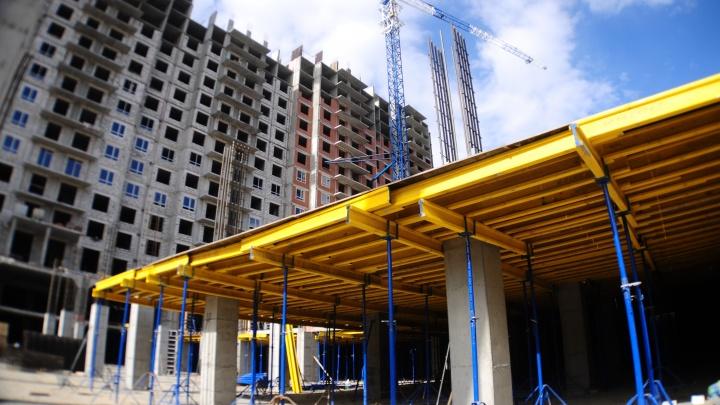 Аналитики нашли в Новосибирске самый крупный строящийся комплекс — в нем почти 1000 квартир