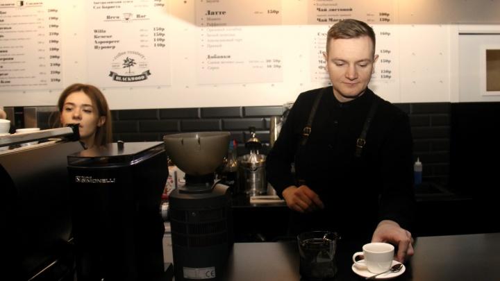 В ТЦ рядом с площадью Ленина закрылась кофейня известной сети — на её месте сразу же открылась новая