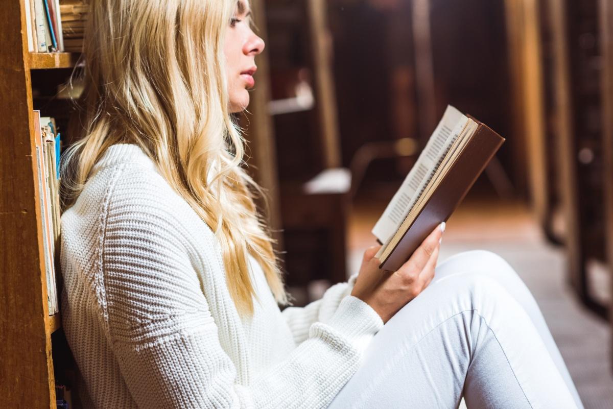 Пять книг для женщин, которые любят себя