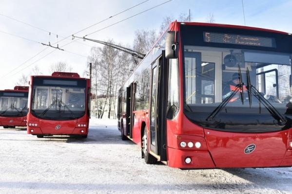 По Ярославлю уже ездят троллейбусы «Авангард», сделанные на вологодском заводе