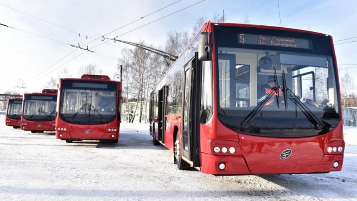 «На автономном ходу»: в Ярославле троллейбусы пустят туда, где нет контактной сети
