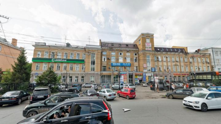 В Омске начали продавать здания, в которых размещались офисы ОТП Банка