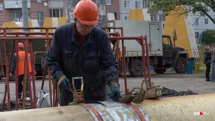 Сульфат без воды, а Соломбала без света: где в Архангельске пройдут ремонты 28 августа