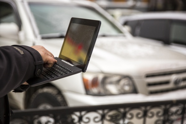 Мужчину поймали в Томске, где он планировал украсть ещё один автомобиль