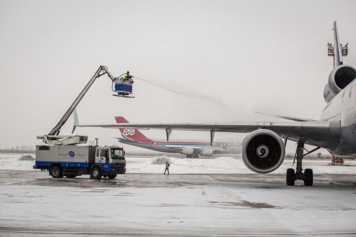 Пассажирку самолёта задержали и доставили в дежурную часть