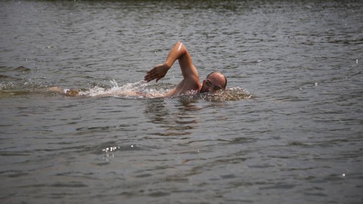«Подарок себе на день рождения»: курганец организует 700-километровый заплыв от Кургана до Тобольска