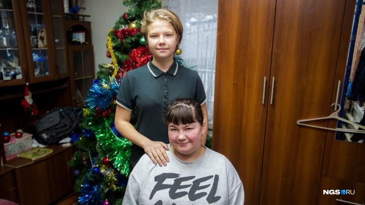 16-летняя Марина, которую насильно хотят вернуть биологической матери, пока остается с опекуном