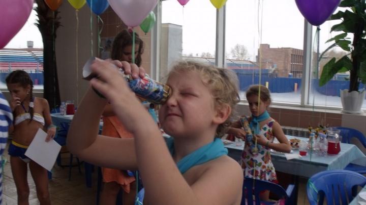 Теперь детский или семейный праздник можно провести в аквапарке