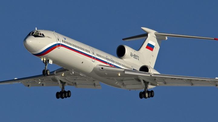 Появилась ещё одна версия крушения Ту-154 в Сочи