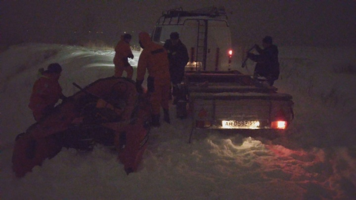 В Перми спасли рыбака с оторвавшейся льдины возле КамГЭС