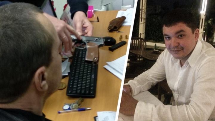 Вооруженные разборки в Зареке: тюменцу, угрожавшему пистолетом, вынесли приговор