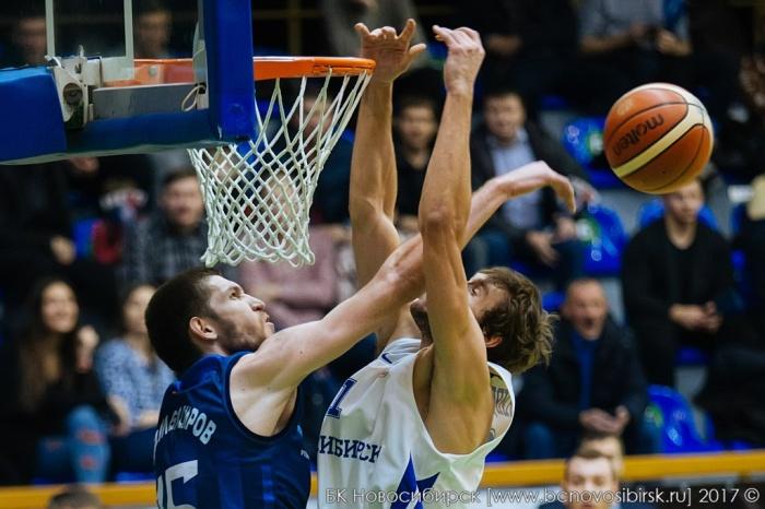 В следующем матче новосибирцы встретятся с БК «Рязань»