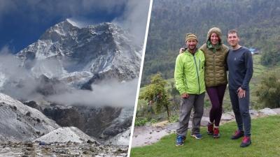 История о путешествии в месяц: трое красноярцев поднялись на высоту 6000 метров в Непале