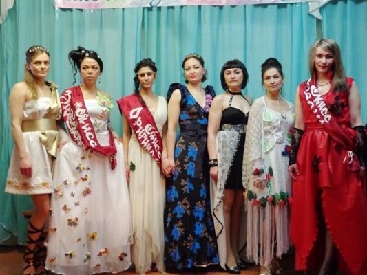 В Прикамье прошел конкурс среди осужденных женщин. Его назвали «Модный приговор»