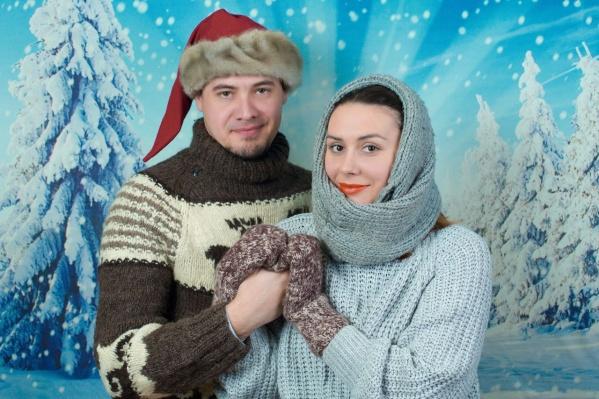 Владислав и Ольга познакомились в школе №147