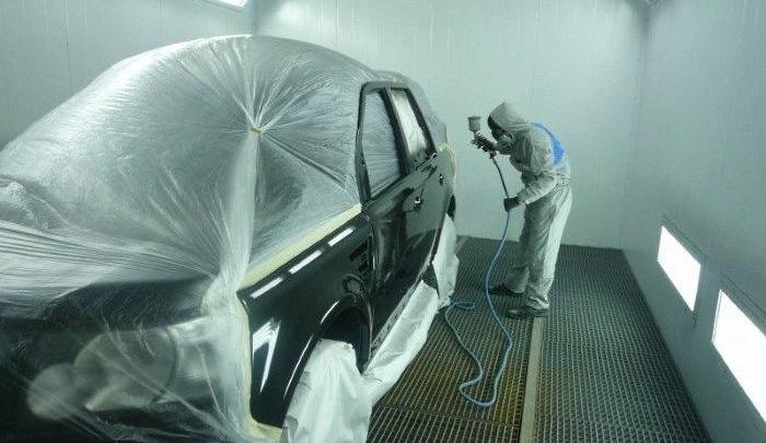 Пять признаков некачественного кузовного ремонта
