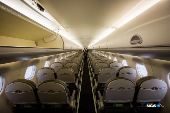S7 Airlines собирается выполнять полёты в Ульяновск два раза в неделю