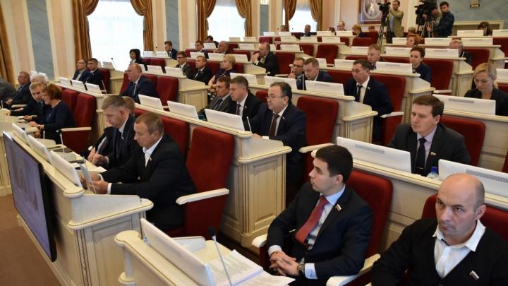 Депутаты Поморья поддержали желание области лишить районы права на генпланы