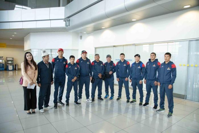 Многие из спортсменов оказались в столице Урала впервые