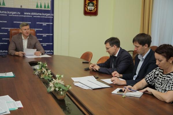 Дмитрий Фролов дал задание проработать инвестпрограмму до конца октября