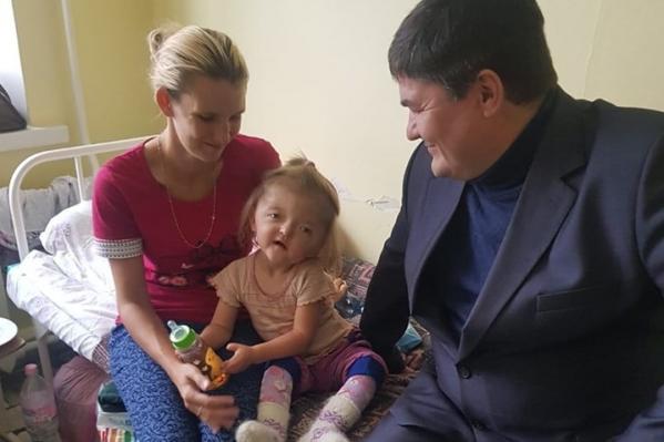 История девочки из башкирской глуши всколыхнула всю страну<br>