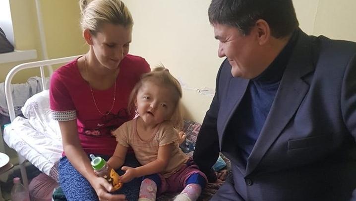 «Квартира станет собственностью семьи»: общественник — о Соне с необычной внешностью из Башкирии
