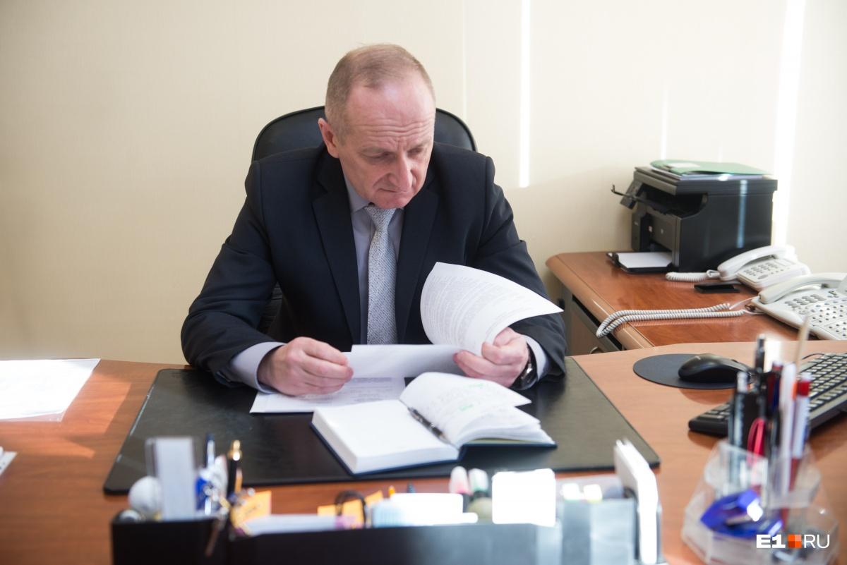 Директор метрополитена Андрей Панаиотиди защищает своего подчиненного Валерия Бекетова