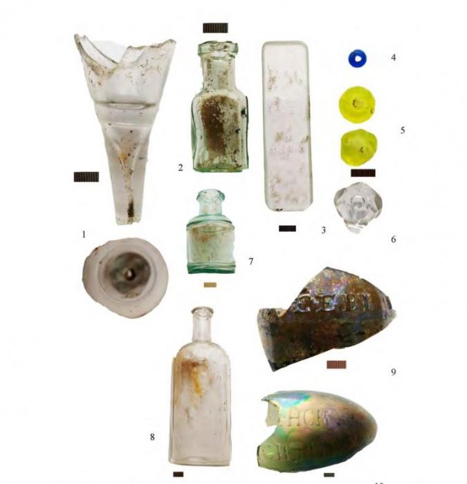 При раскопках на Вайнера археологи нашли старинные монеты, ножи и кольца. Фото