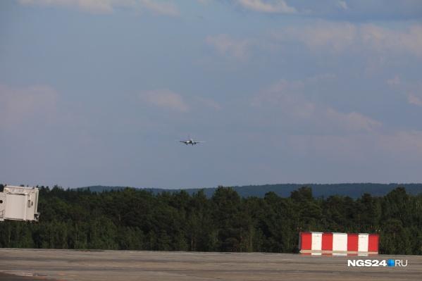 Разговоры о создании авиахаба начались сразу после появления нового терминала