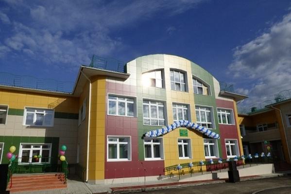 Детский сад №1 Тары