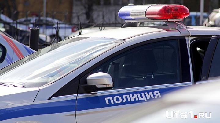 Уфимский гаишник угнал автомобиль, угрожая табельным оружием