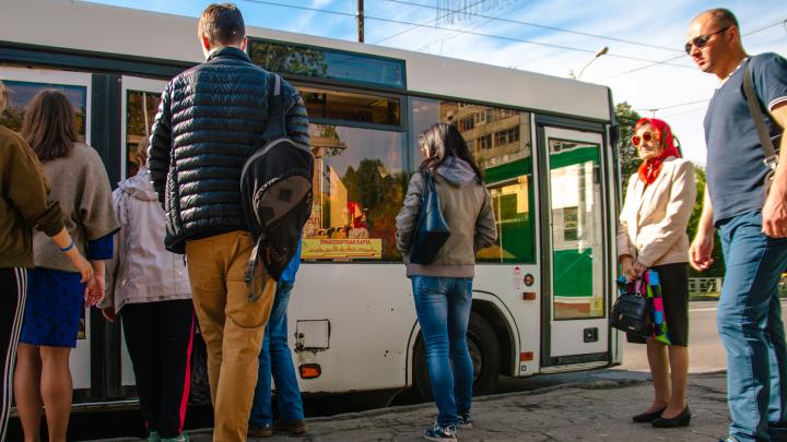 Дачные автобусы в Самаре перешли на осеннее расписание