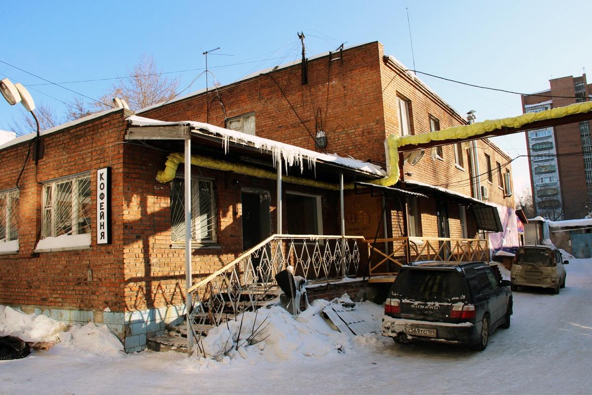 Новая кофейня открылась в одном из зданий бывшей валяльной фабрики