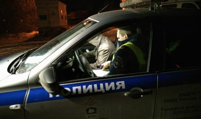В Зауралье за год водители заплатили более 14 миллионов рублей за пьяное вождение