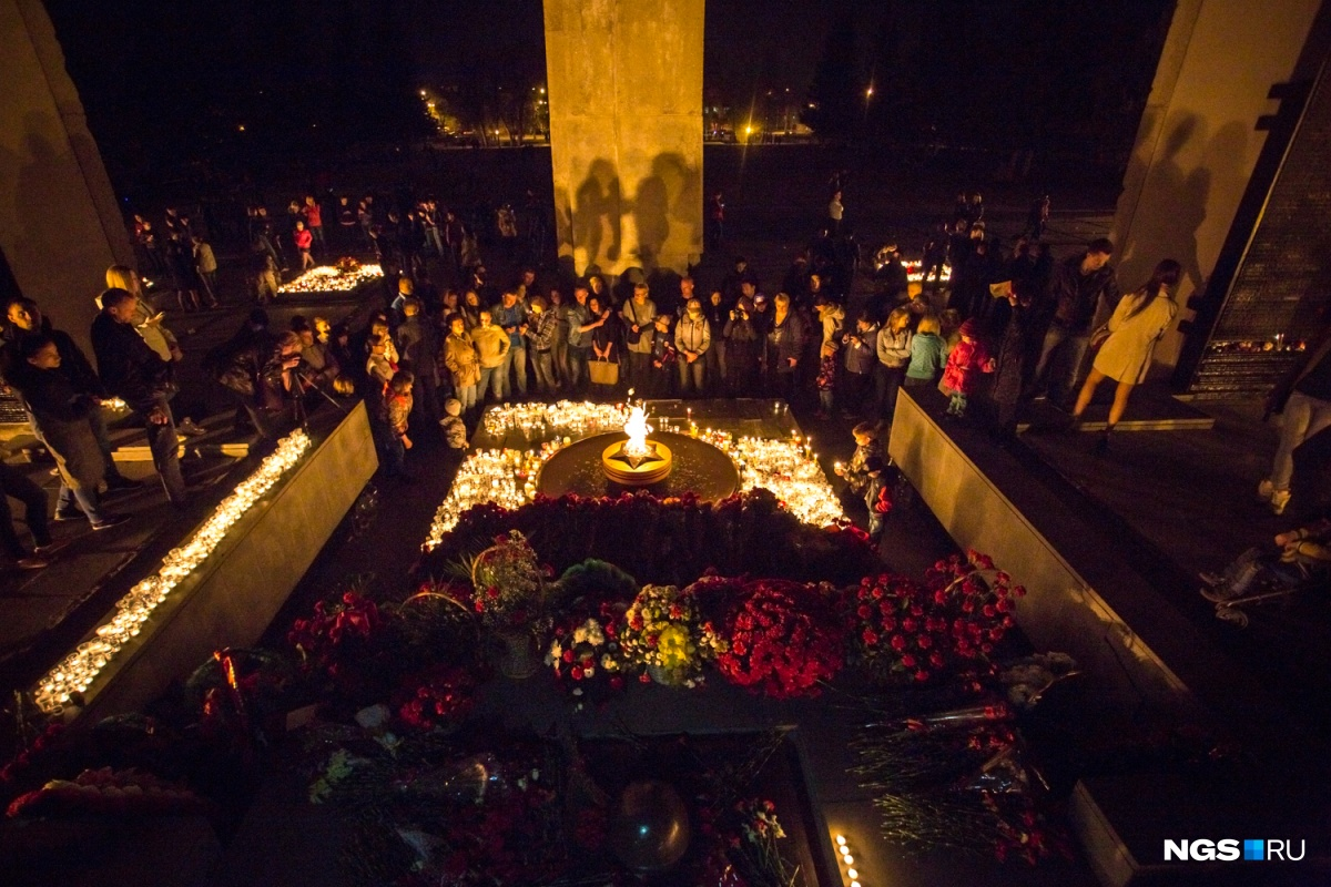 Город возьмут штурмом: полная программа Дня Победы в Новосибирске