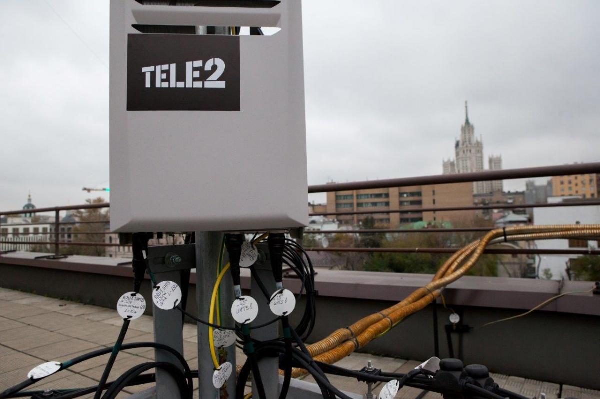 Tele2 опережает других игроков телеком-рынка по темпам развития инфраструктуры LTE с конца 2017 года