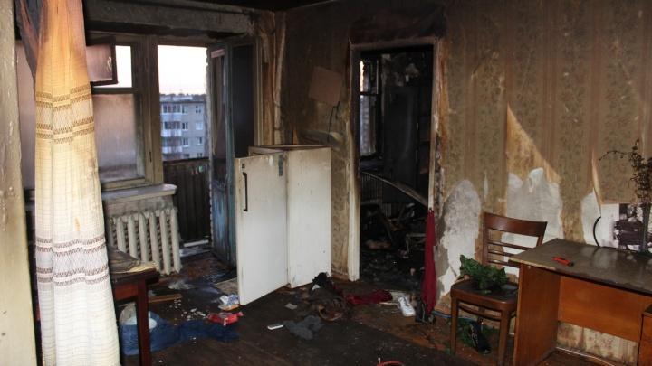 Житель Шадринска проведет в колонии 19 лет за убийство двух человек и поджог