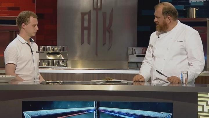 «Ваню прозвали ботаником»: екатеринбургский повар начал борьбу за главный приз шоу «Адская кухня»