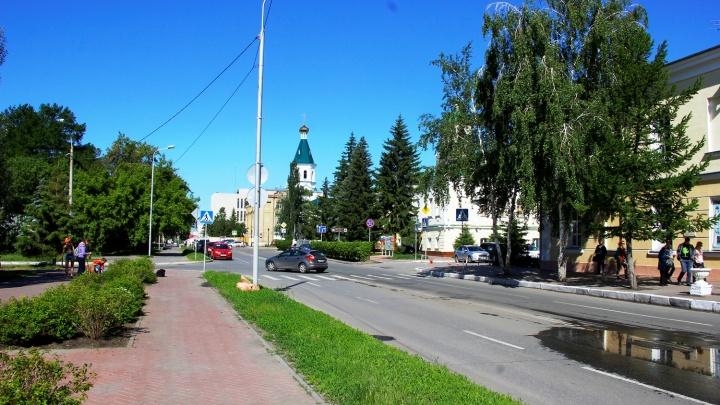 Стало известно, как будет ездить маршрутка через новую остановку в центре Омска